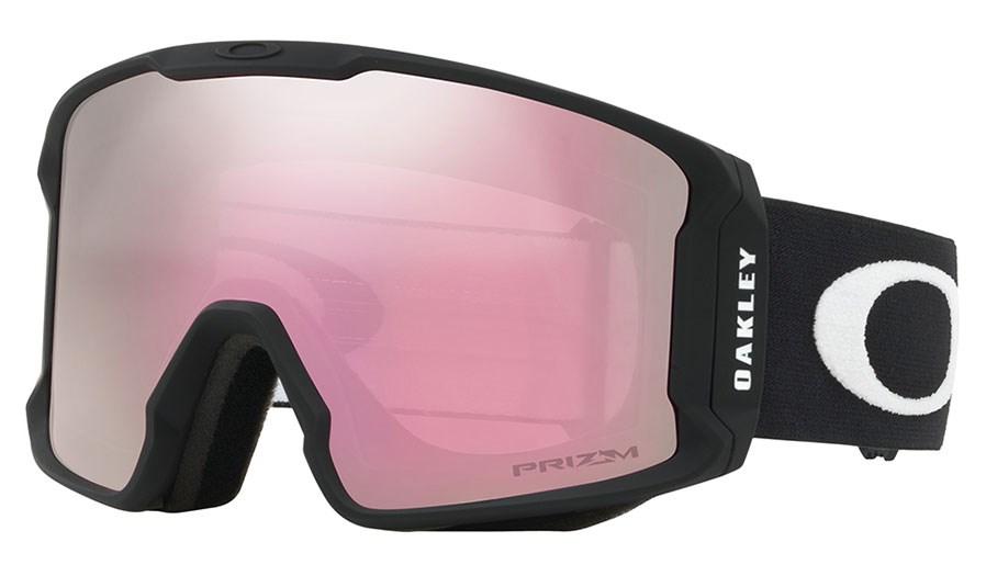 44e492b6c3bd Oakley Line Miner Ski Snowboard Goggles 2019 Matt Black Prizm HI Pink. 0  (Be the first to add a review!)