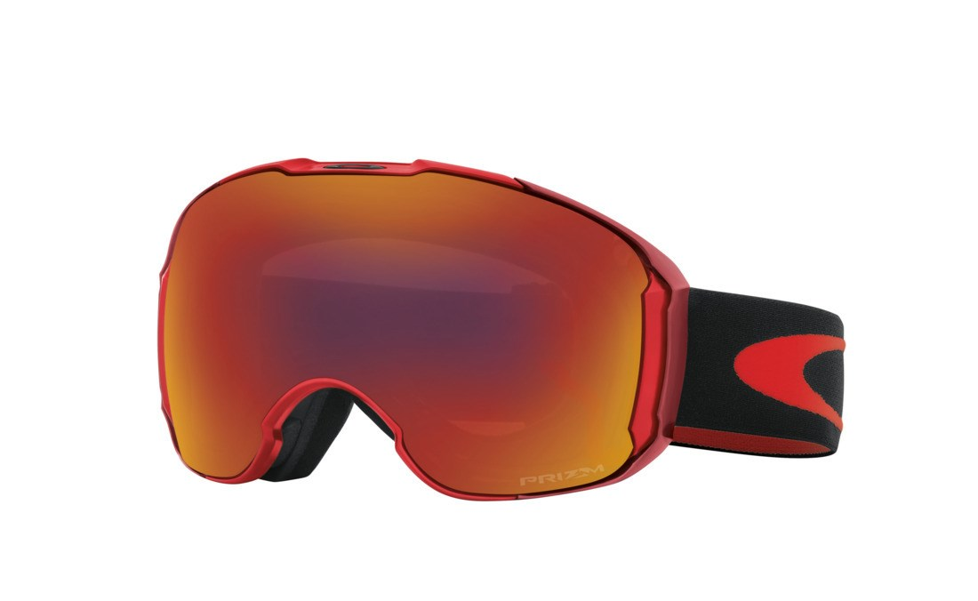 2ea62f81c9f Oakley Airbrake XL Goggles Obsessive Lines Red Prizm Torch Prizm Rose. 0  (Be the first to add a review!)