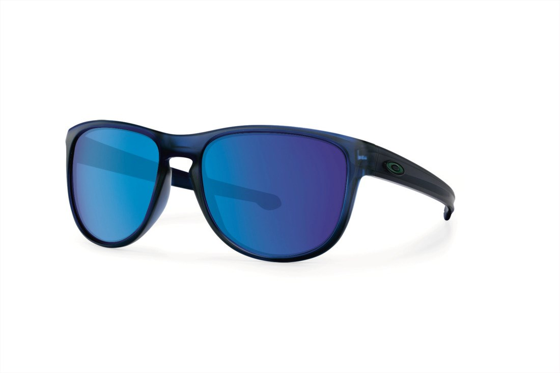 dc629b8418 Oakley Sliver Round Sunglasses Matte Crystal Blue  Sapphire Iridium. 0 (Be  the first to add a review!)
