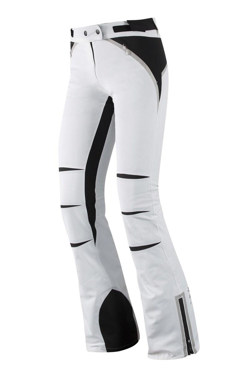 bc8300df9 Lacroix Pulse Ladies Ski Pant White / Black