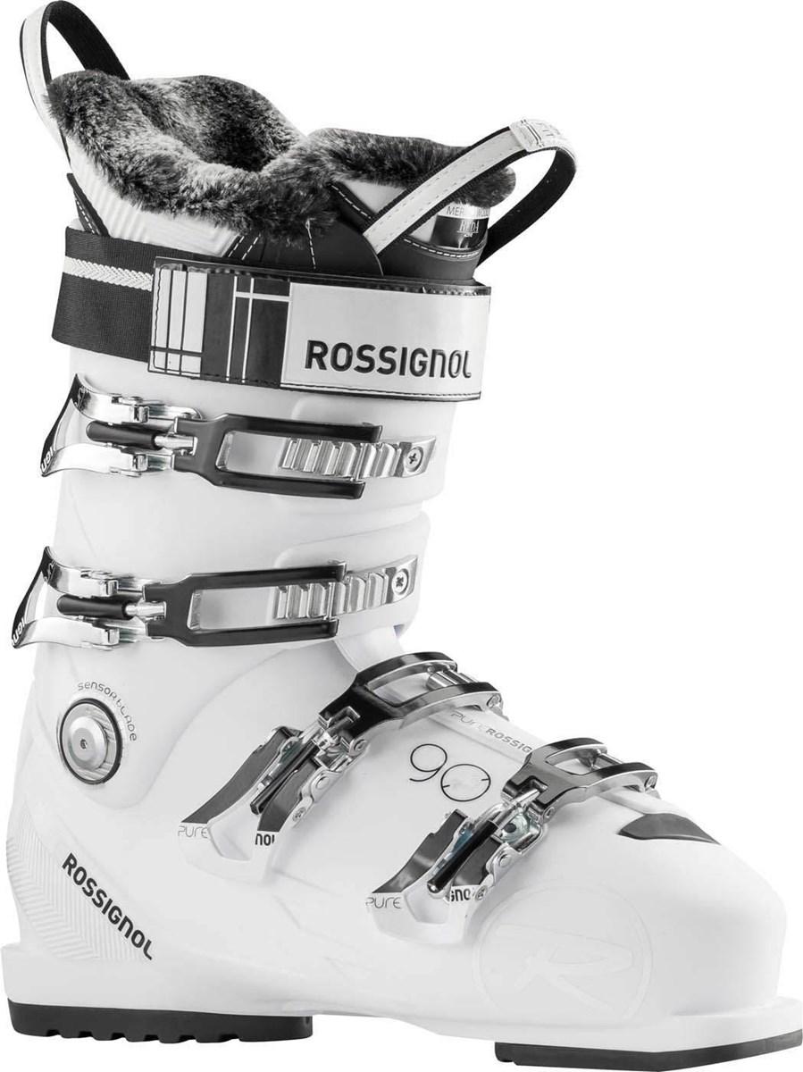 dégagement Clairance de 60% nouvelles images de Rossignol Pure Pro 90 Ladies Ski Boots