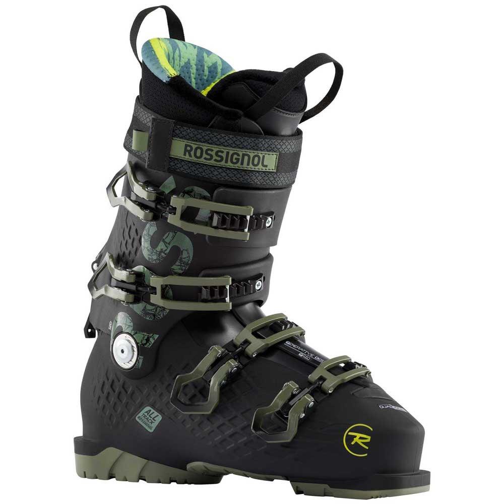 2021 Rossignol Alltrack 120 Mens Ski Boots Black Khaki