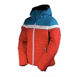 Five Seasons Portia Ladies Ski Jacket Raspberry   Blue 7a8c65fcf