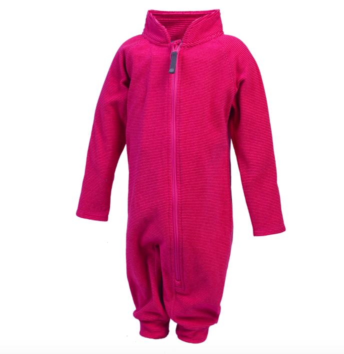 Fleece Suit TUDI Color Kids