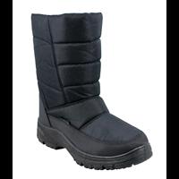 Kimberfeel Bobbly Mens Snow Boots Black 163 39 99