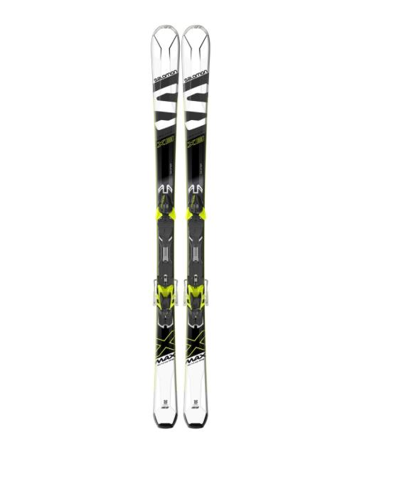 Salomon X Max X8 Mens Skis with XT10 Bindings £215.00